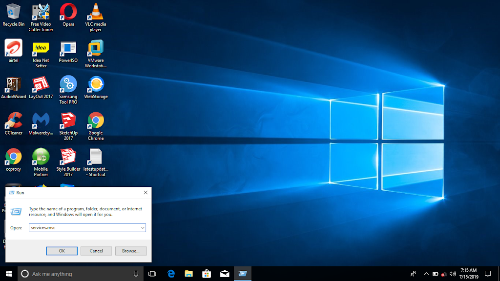 How to disable windows updates permanently 2019