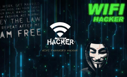 Top 5 WiFi Hacking apk