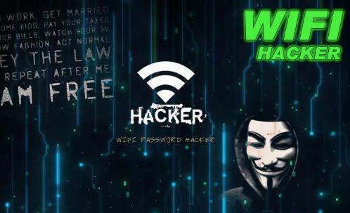Top 5 WiFi Hacking apk