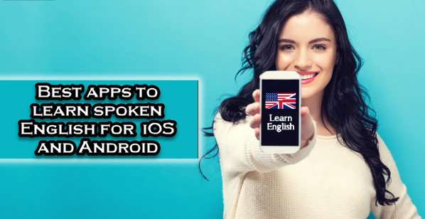 Best apps to learn spoken English