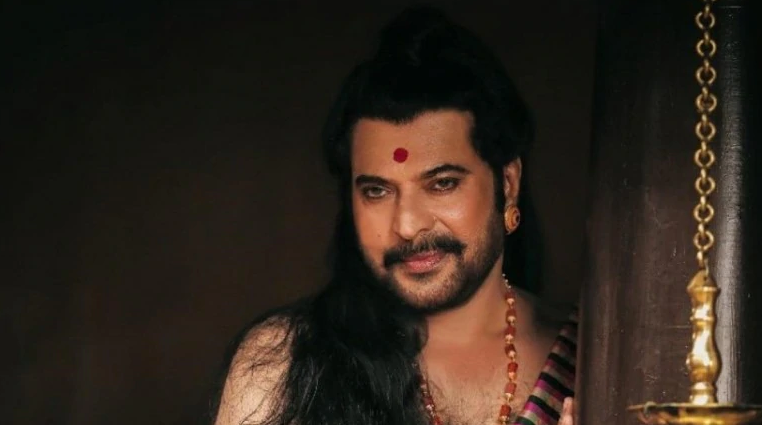 mamangam Mammootty new look