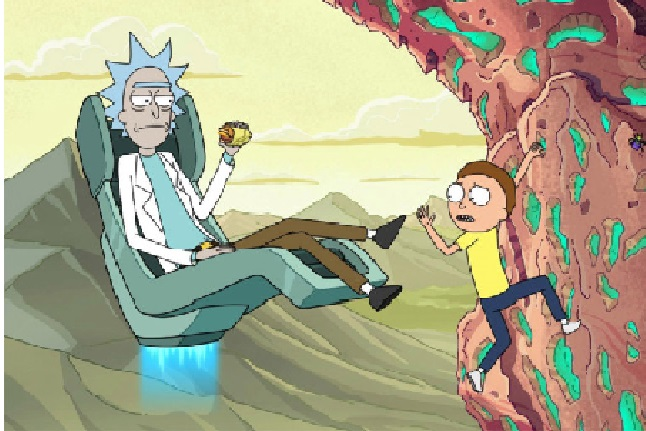 how to watch rich and morty season 4 free