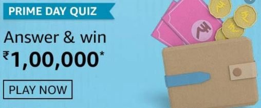 amazon prime quiz answers 2020