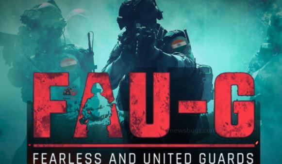 Faug Game download
