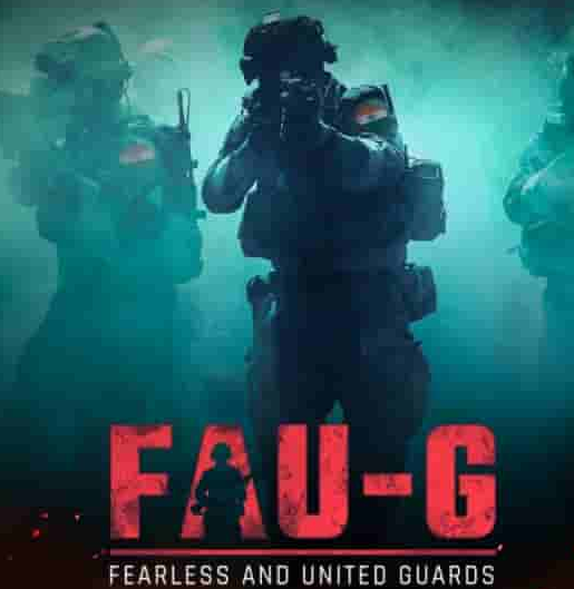 Faug or Fauji game download for android