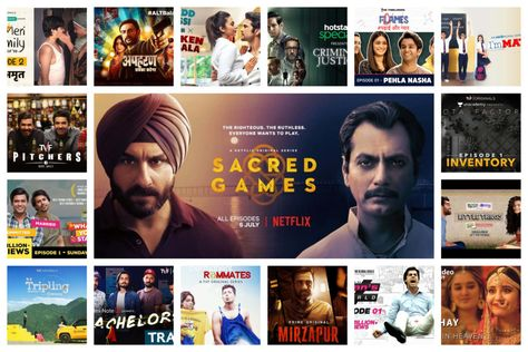 indian web series 2021 free