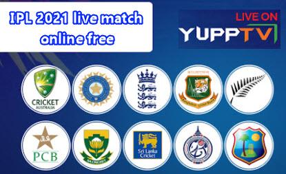 ipl 2021 live match online free